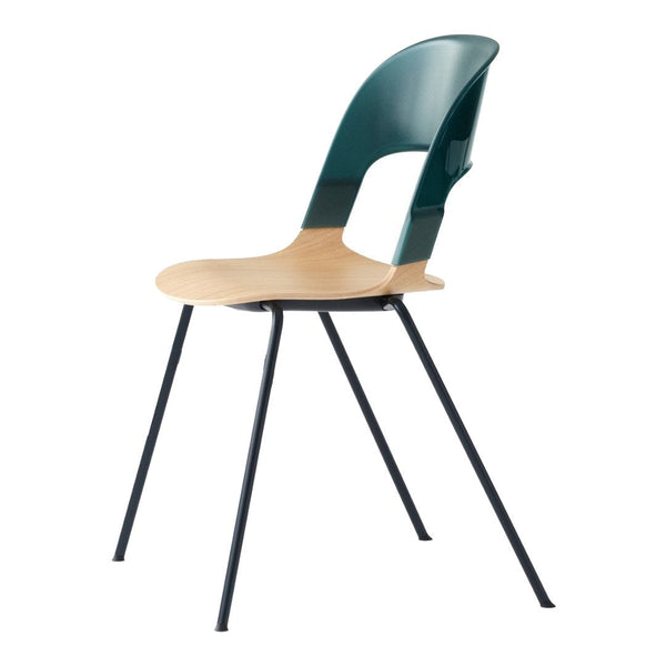 Pair Chair - Green Base