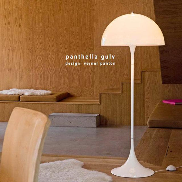 Louis Poulsen Panthella Floor Lamp By Verner Panton