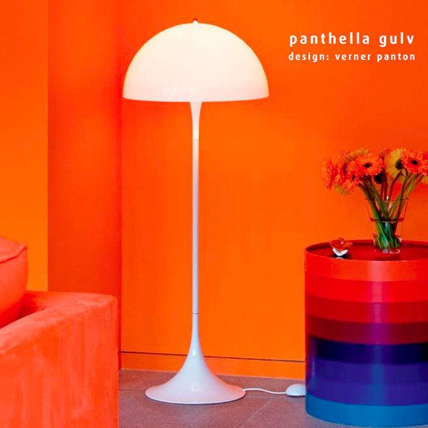 Louis Poulsen Panthella Table Lamp by Verner Panton
