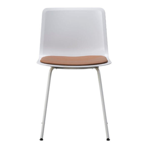 Pato Chair - 4-Leg, Seat Upholstered - Center