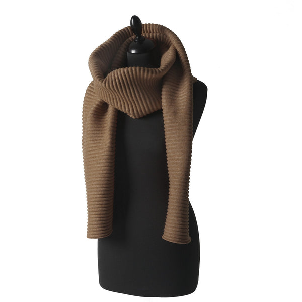 Pleece Scarf - Mud / Long - Overstock