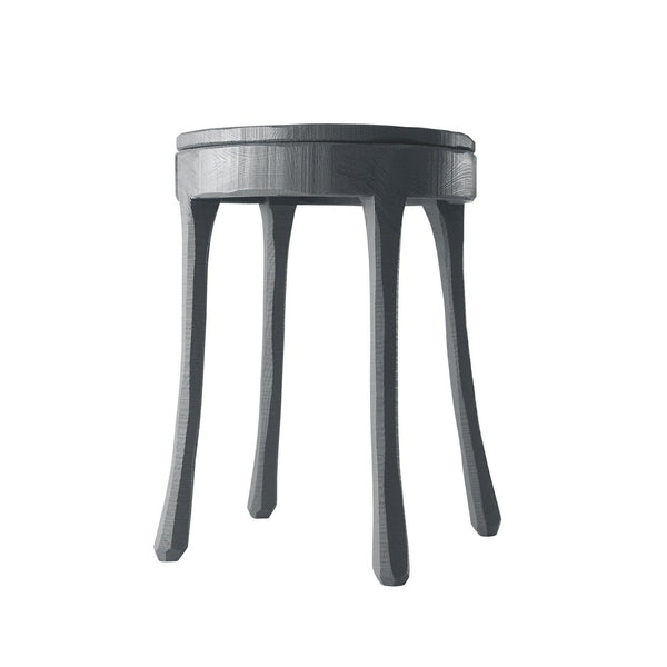 Raw Side Table