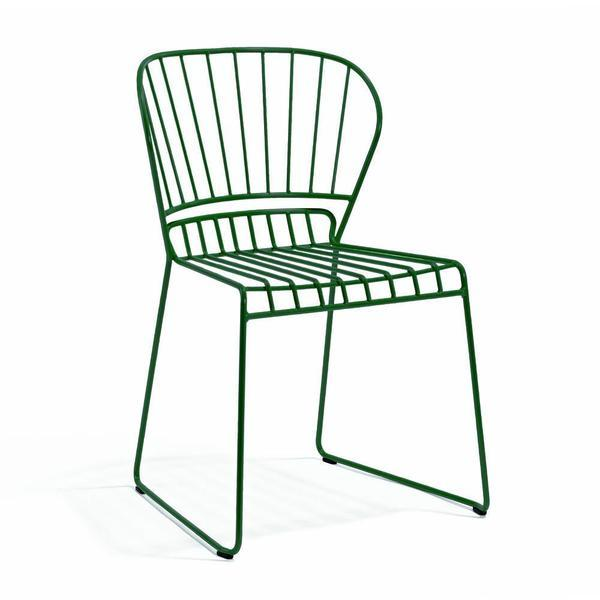 Reso Chair - Dark Green - Outlet