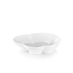 White Elements Sky Shaped Dish