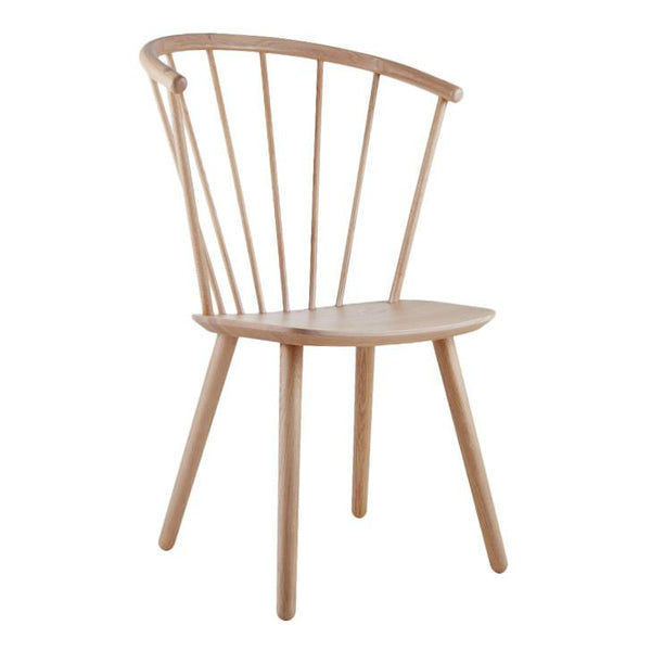 Sleek High Back Dining Chair