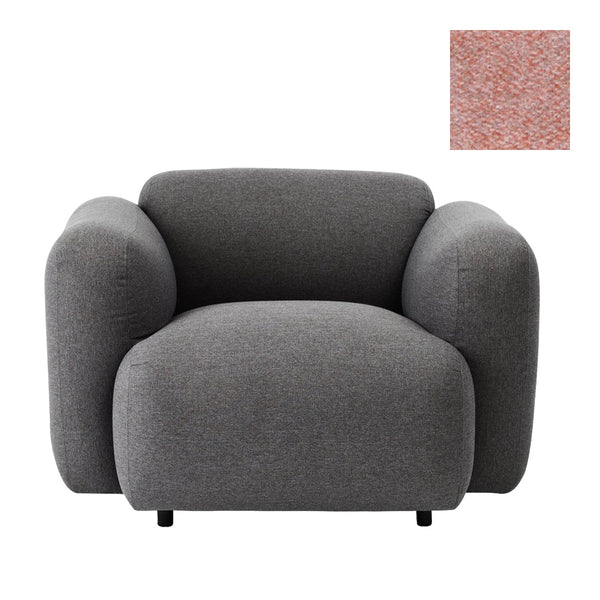 Swell Armchair - Camira Synergy LDS74 - Outlet