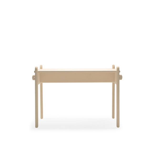 Wegner CH411 Peter's Table - Beech Untreated - Outlet