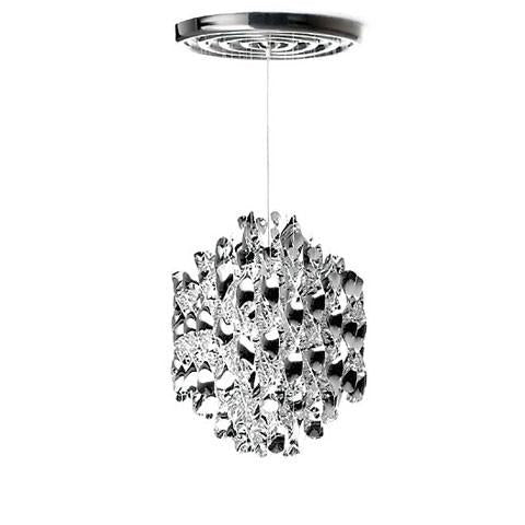 Panton Spiral Single SP1 Pendant - SP Silver - 40% Off