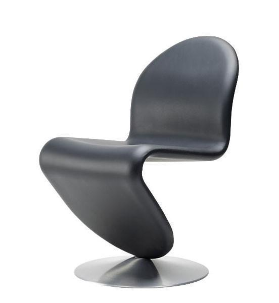 System 123 Dining Chair - Round Base