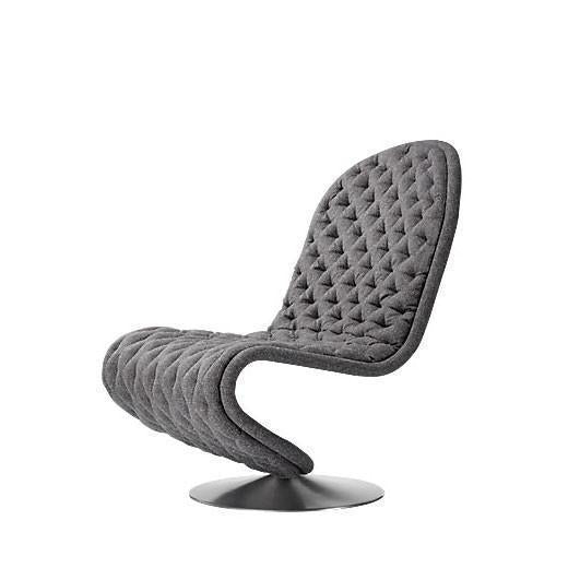 System 123 Low Lounge Chair Deluxe
