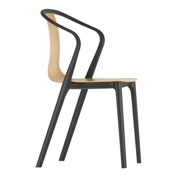 Belleville Armchair - Wood