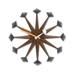 Nelson Polygon Wall Clock