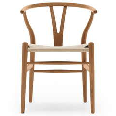 Wegner CH24 Wishbone Chair - Limited Elm Edition