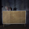 Amber Dresser with 4 Drawers and Door