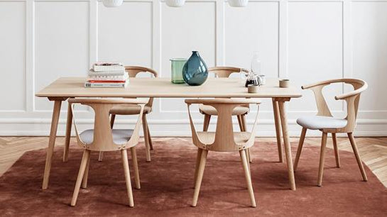 . Your source for authentic danish design by Carl Hansen   Son   more
