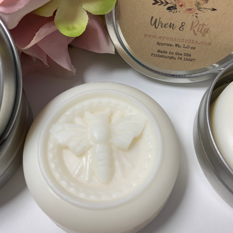 Ginger Lime Solid Lotion Bar