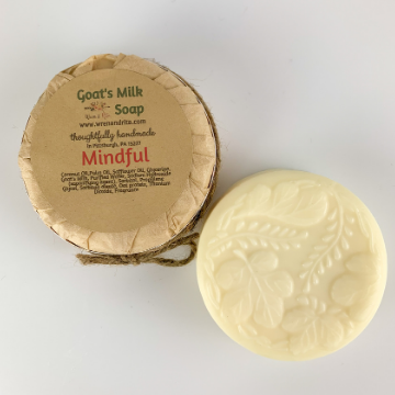 Mindful Goat's Milk Soap
