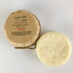 Tonic Goat's Milk Soap