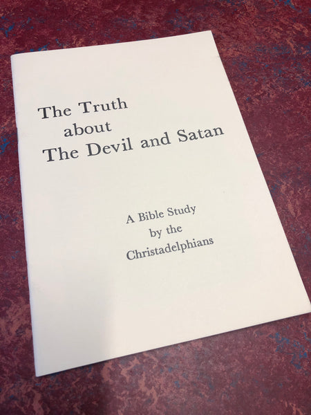 The Truth about The Devil and Satan