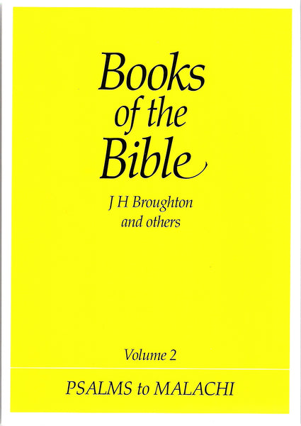 Books of the Bible Vol 2