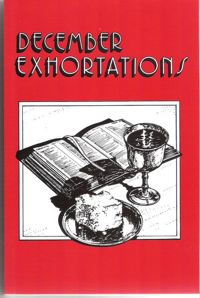 December Exhortations - .pdf edition