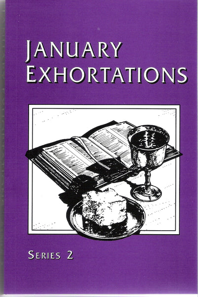 January Exhortations