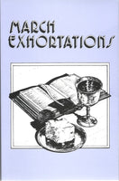March Exhortations - .pdf edition