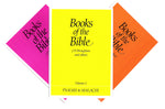 Books of the Bible Set (Vol 1,2 & 3)