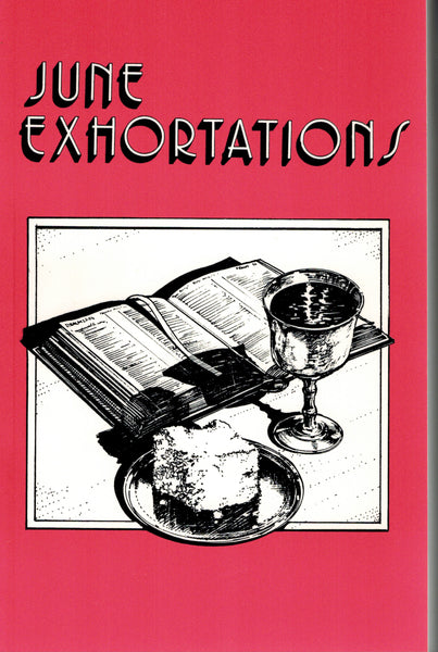 June Exhortations