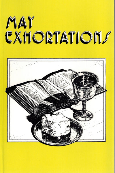 May Exhortations - .pdf edition