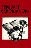 February Exhortations - .pdf edition