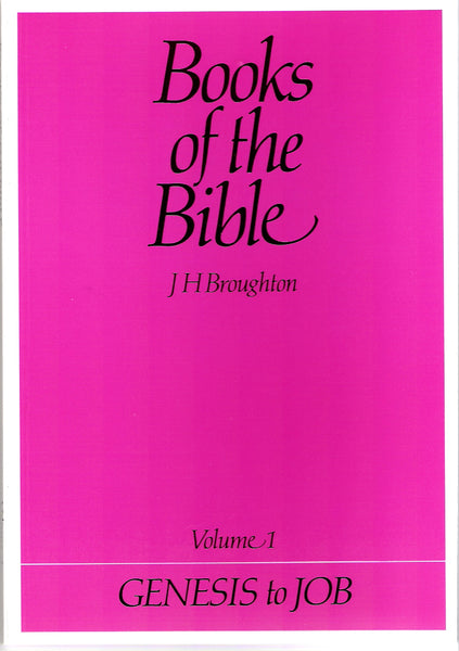 Books of the Bible Vol 1