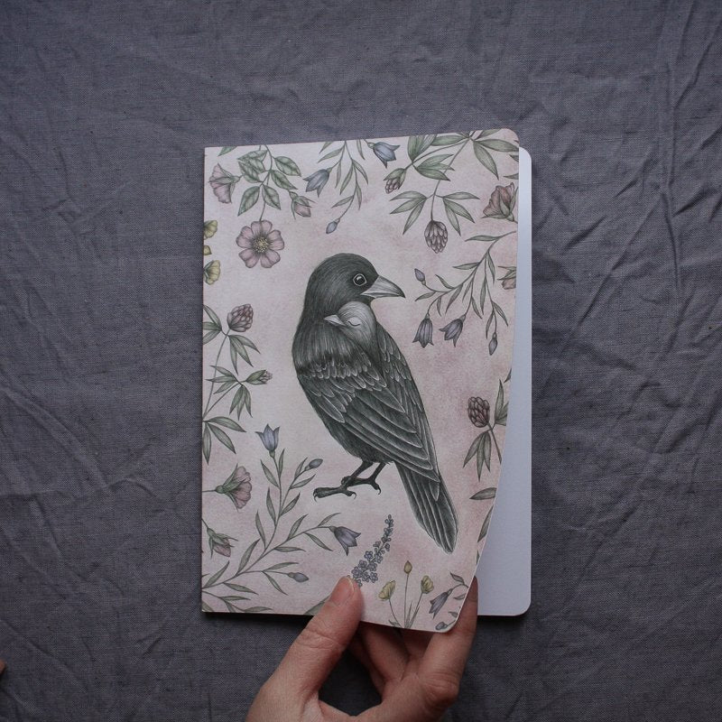CROWS, Notebook