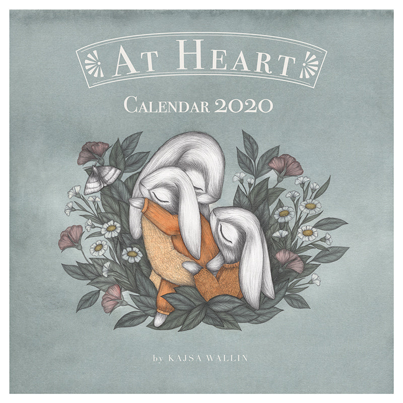 PREORDER - AT HEART Calendar 2020