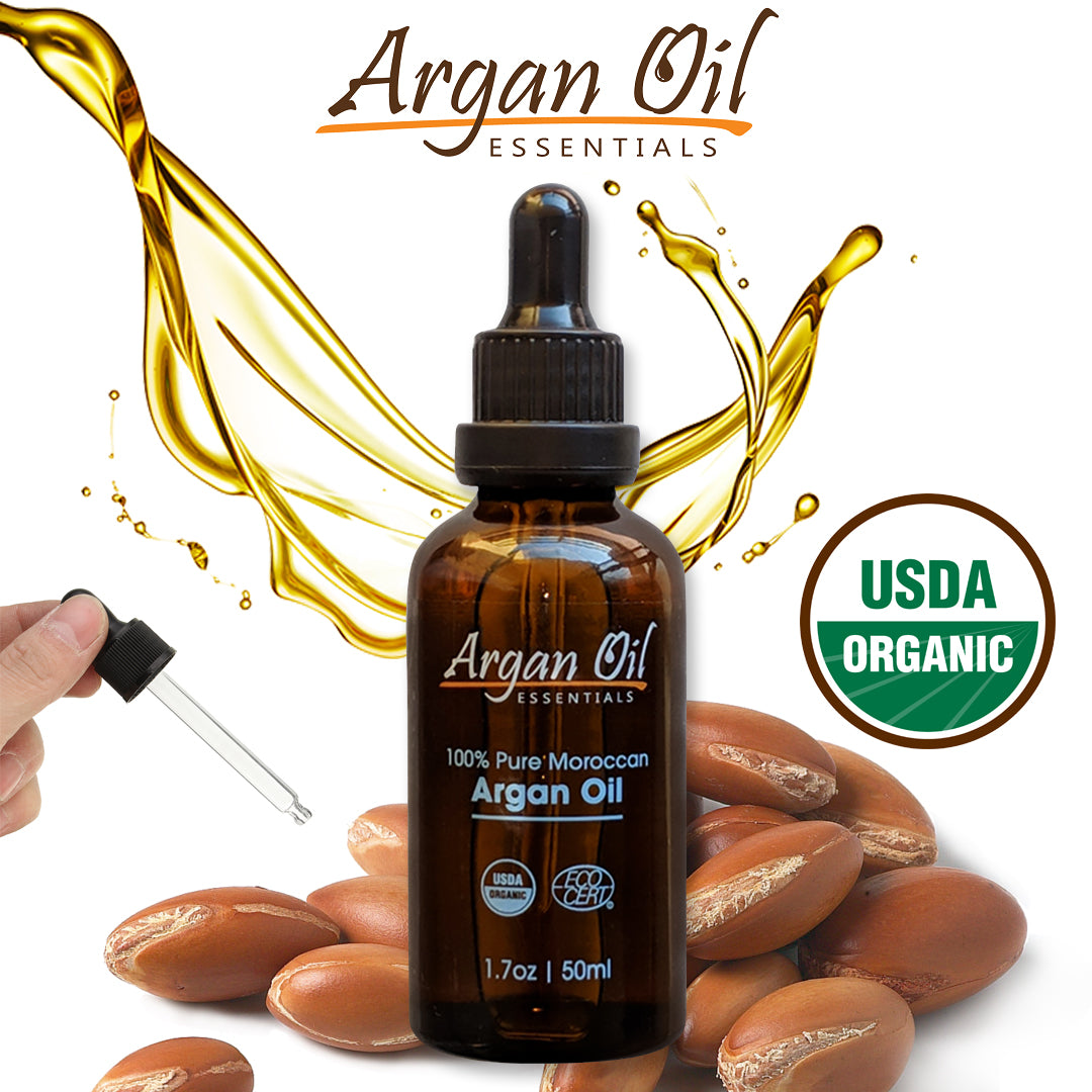 Organic Argan Oil for your face and skin