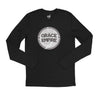 Grace and Empire Long Sleeve Tee in Black by Harper Ashton Designs
