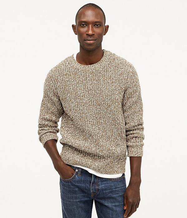Wallace & Barnes marled sweater
