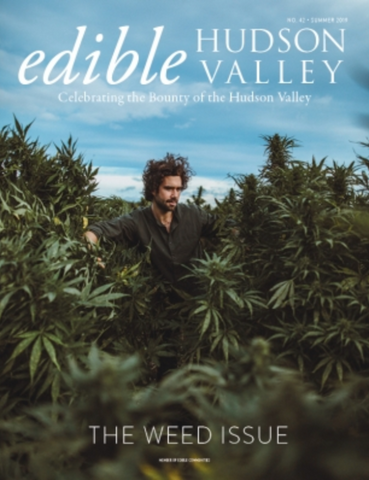Edible Hudson Valley Cover