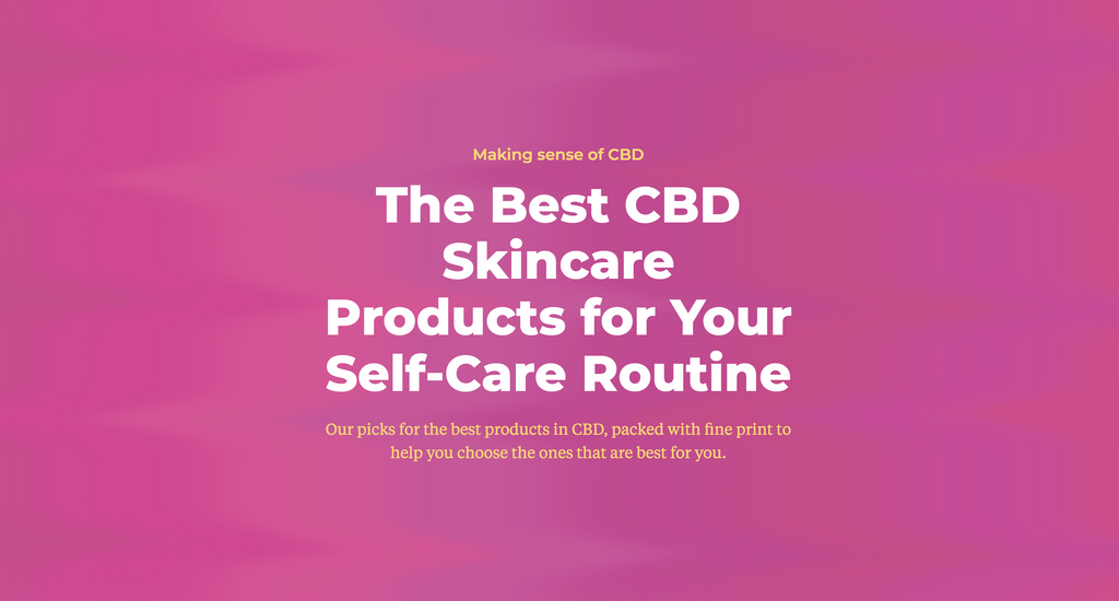 Supermaker best cbd products