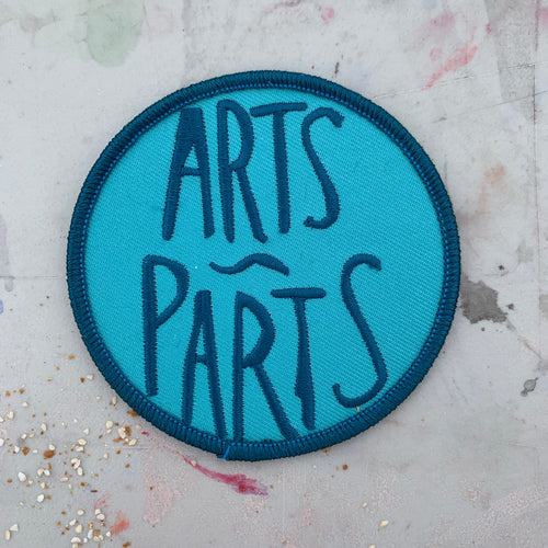 Arts in Parts Patch
