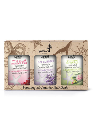 Calming Bath Gift Box