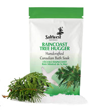 Load image into Gallery viewer, Raincoast Tree Hugger Mineral Sea Soak 70g