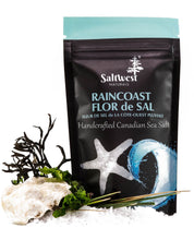 Load image into Gallery viewer, Raincoast Flor de Sal 40g
