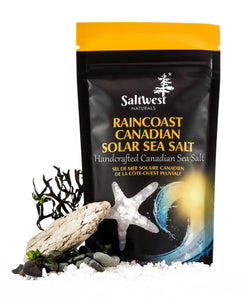 Raincoast Canadian Solar Sea Salt 50g