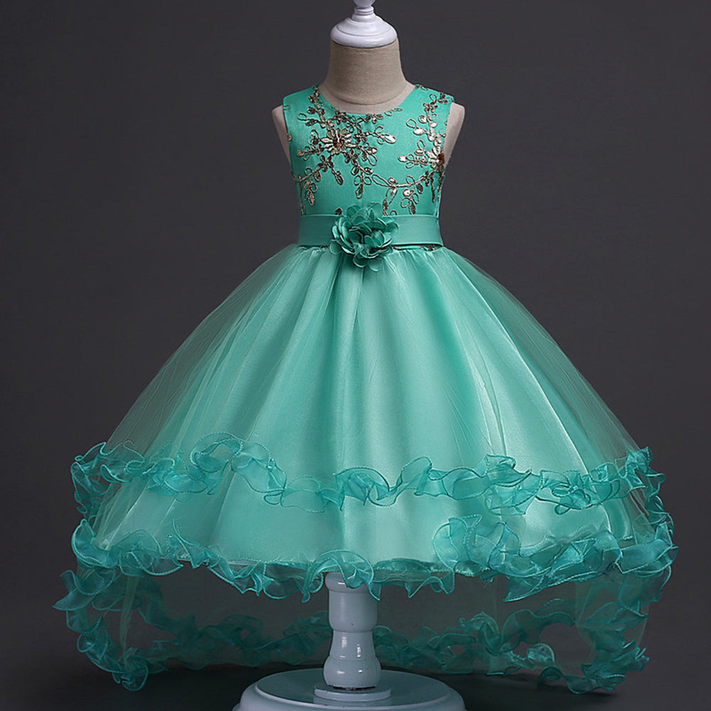 Party Dress For Girls Ball Gown 3-14 Years – Party Boutique