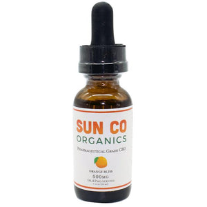 Full Spectrum CBD Oil Tinctures