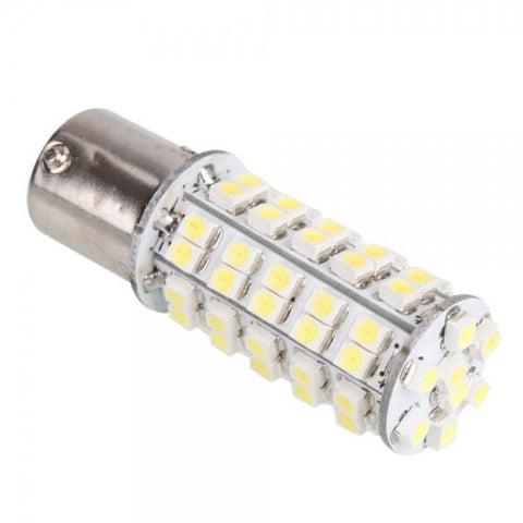 1156 BA15S 68 SMD LED Car Turn Tail Brake Light Lamp Bulbs White 12V