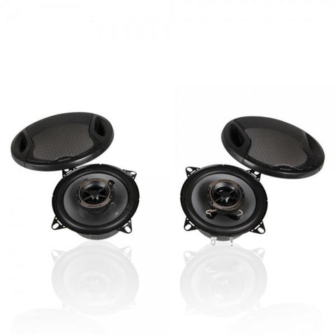 150 Watt 4 Inch 2-Way Coaxial Car Speaker Black