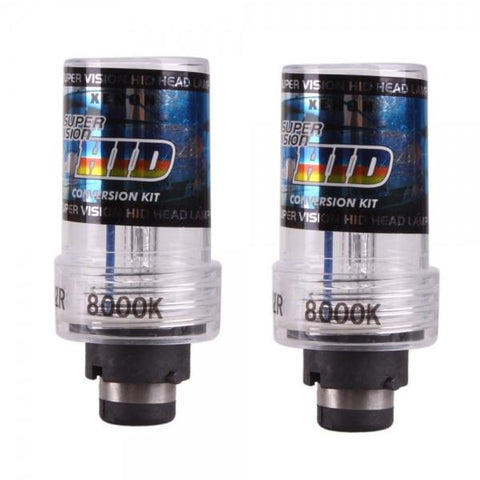 D2R 35W 8000K HID Xenon Car Lights Bulbs (Pair)