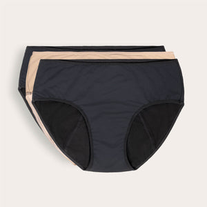 Period underwear 3-pack
